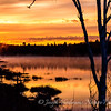 Algonquin Lake at dawn
