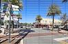 MOUNT DORA, FLORIDA, USA:   Colorful Mount Dora's downtown area, a popular tourist destination as seen on January 26, 2020.