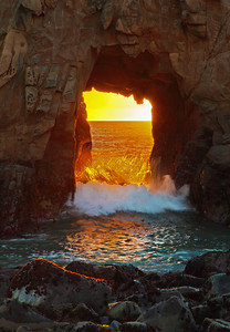 Keyhole Arch