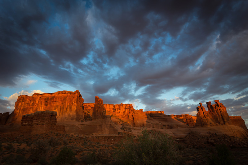 Escape - Arches National Park in Utah