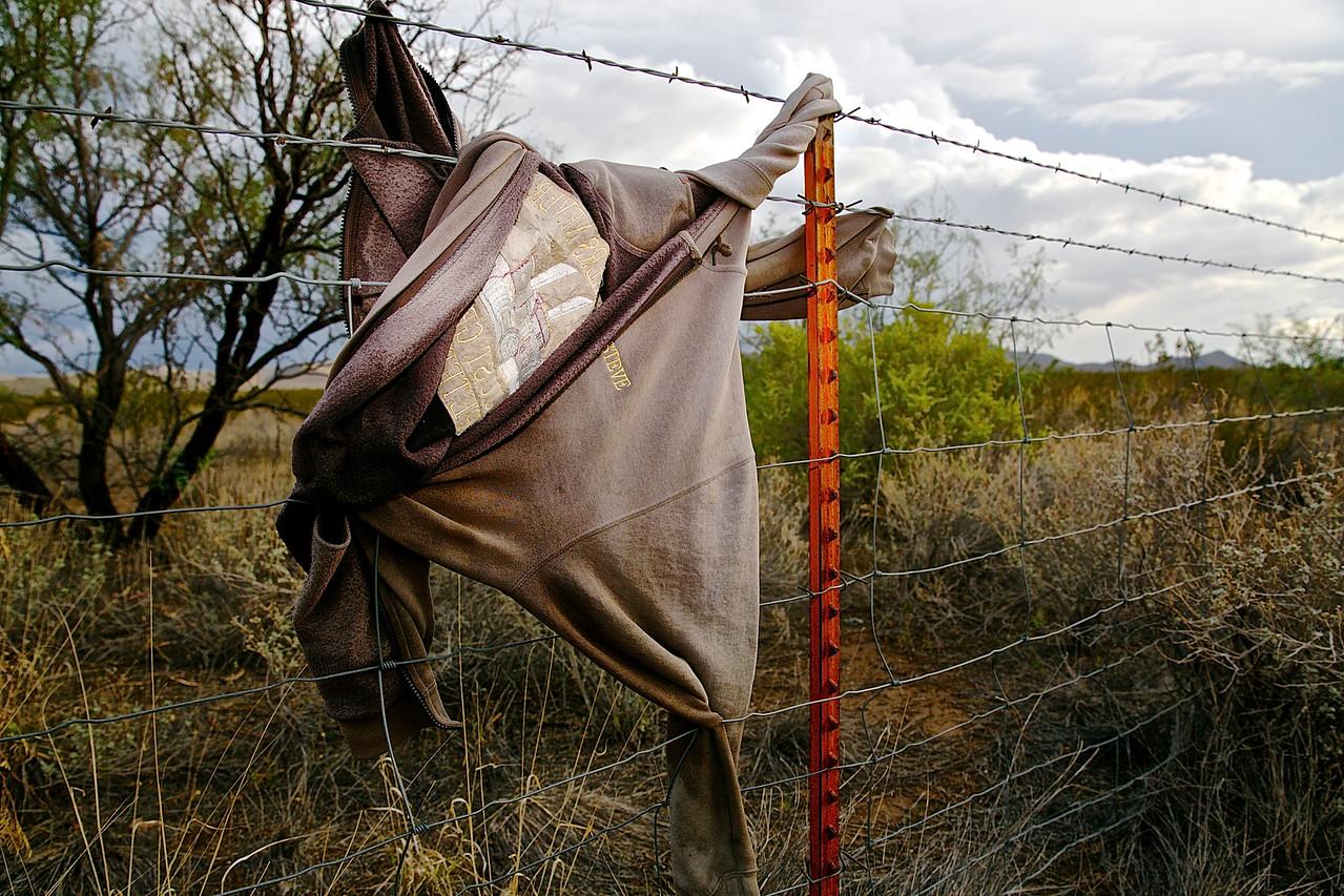 Steve #1  Texas-Mexico Border Near El Paso