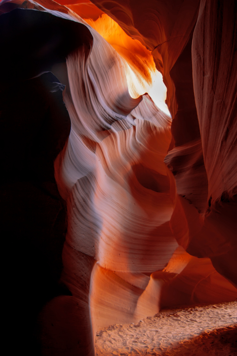 Antelope Canyon Page Arizona USA