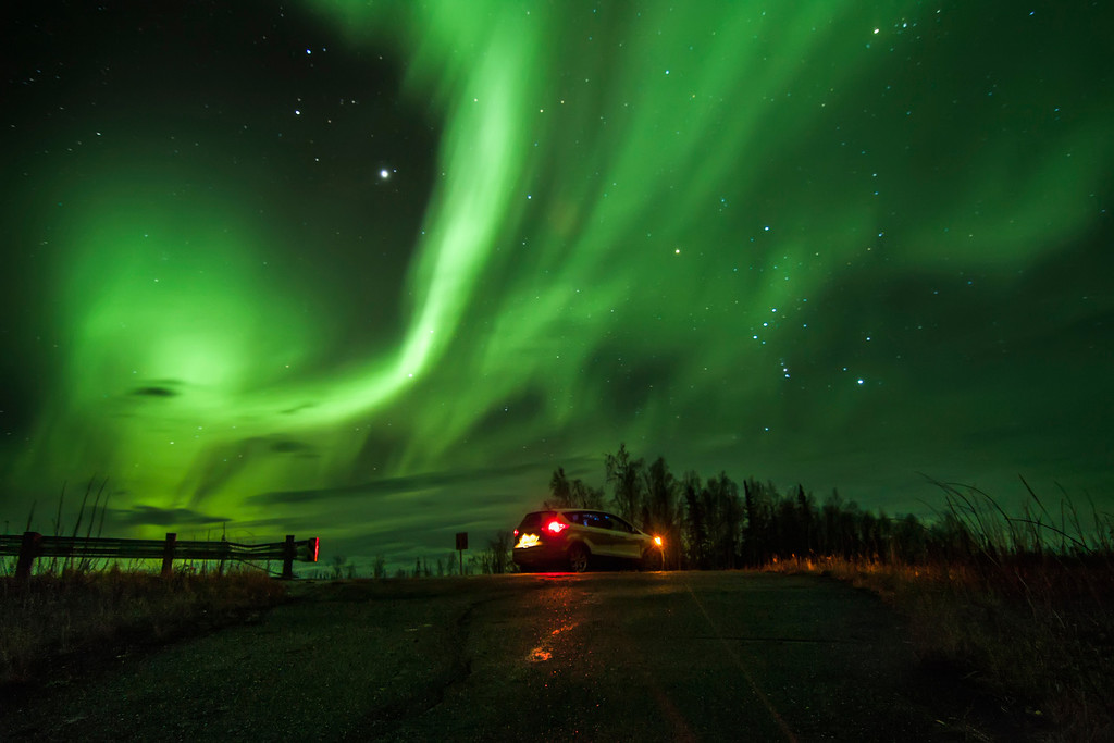 More traditional and divine - Northern Lights Alaska