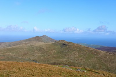 The view from Snaefell 8