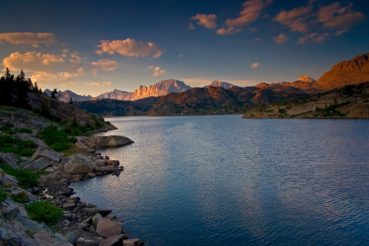 Seneca Lake, Wyoming. 2005