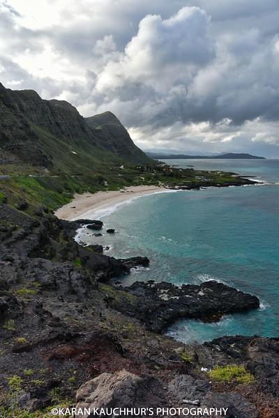 Makpuu Lookout, Oahu, Hawaii