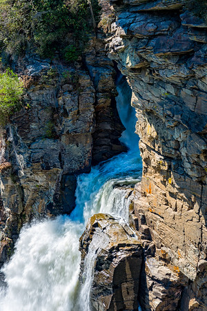 Linville Falls - Linville Gorge Wilderness - NC-20
