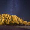 Milky Way Over Morro Rock