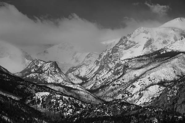 Rocky Mountain National Park - Post 2020 Fire Season