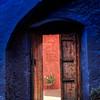 The Convent Door - Peru