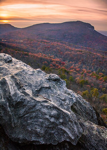 Hanging Rock Autumn