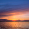 Sunset at Maquam Bay, Swanton Vermont