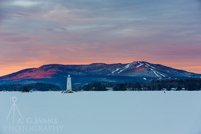 Sunapee Sunrise 2