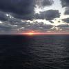 Sunrise in the Gulf