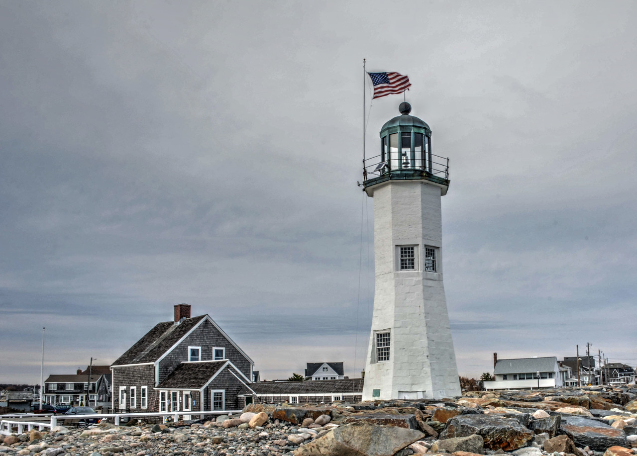 Old Scituate Lighthouse #27.