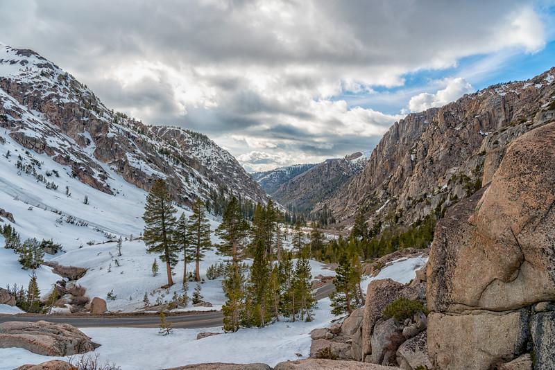 Deadman Creek - Sonora Pass
