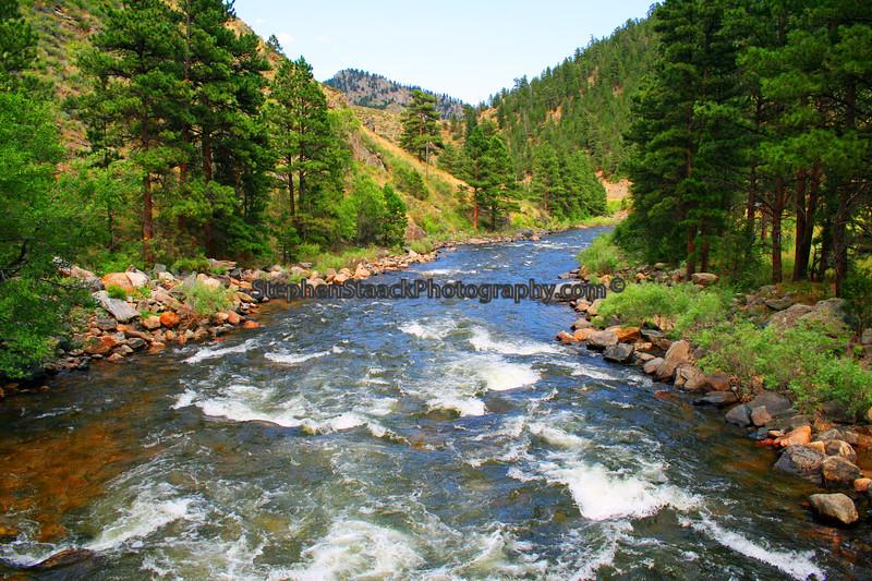 Cache de Poudre River