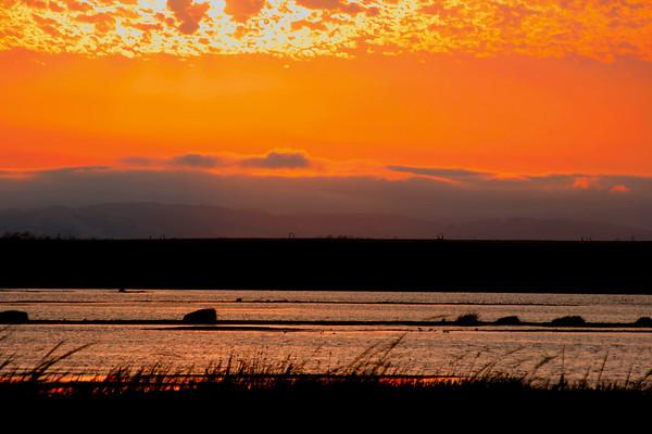 sundown serenity ...