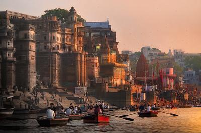 Ganges Sunrise