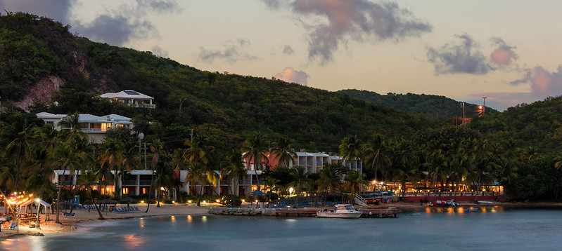Bolongo Bay Beach Resort, St Thomas USVI