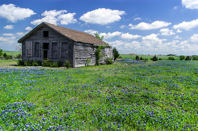 Old House- Ennis, Texas