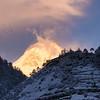 Manaslu Alpen Glow
