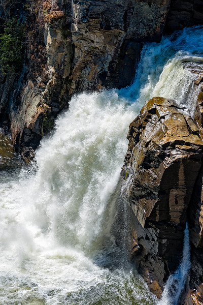 Linville Falls - Linville Gorge Wilderness - NC-16
