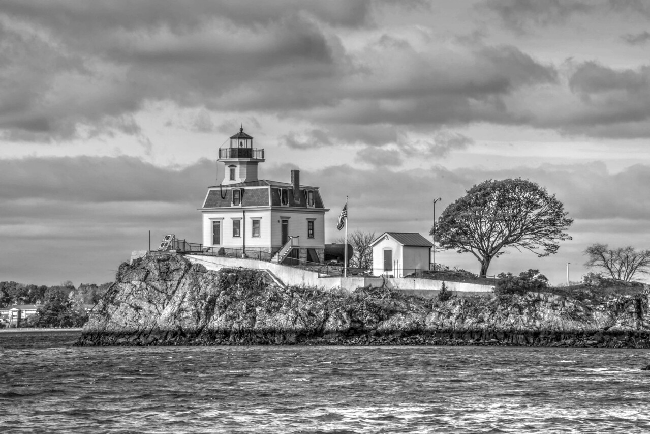 Pomham Lighthouse #15. Rhode Island