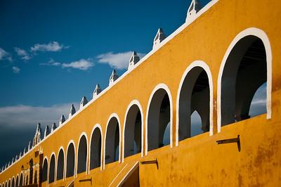 The Yellow City - Mexico