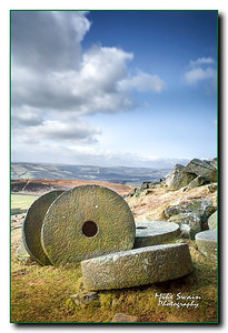 MILLSTONES STANAGE EDGE