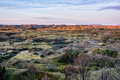 Theodore Roosevelt, National Parks, Sunrises & Sunsets