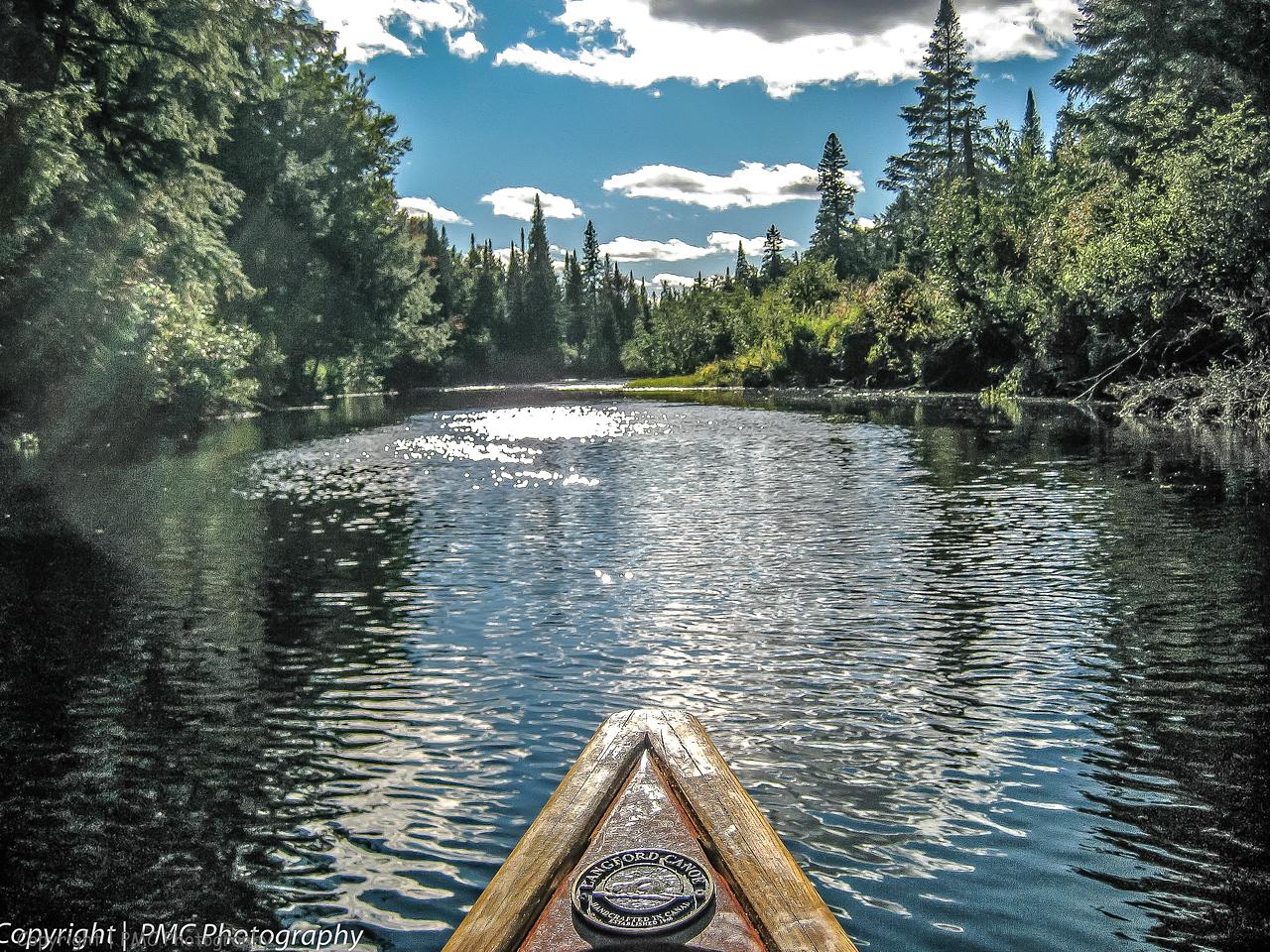 Oxtongue River, Algonquin Provincial Park
