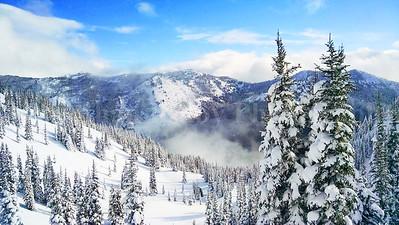 Crystal Mountain Winter