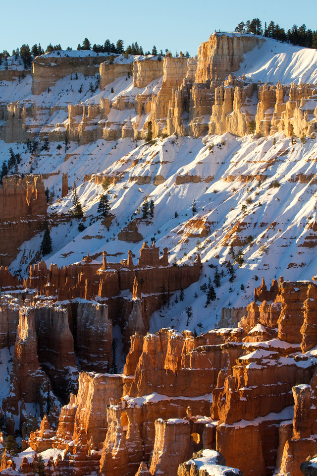 Sunset Point, Bryce Canyon (at sunrise)