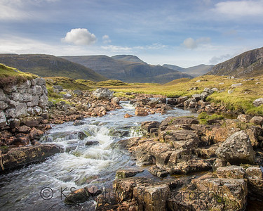 Landscapes from Scotland