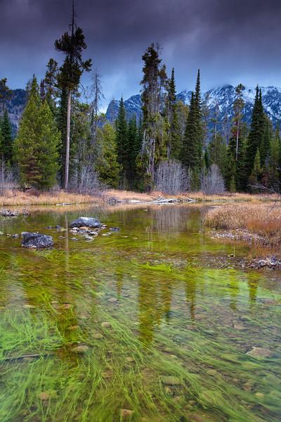 Jenny Lake, Wyoming. 2015