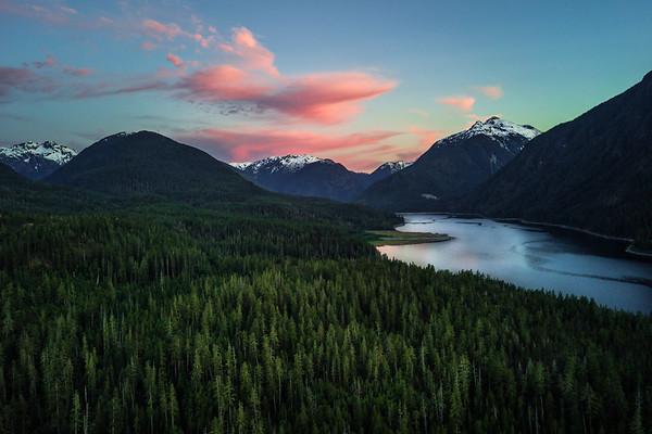 Strathcona Sunset