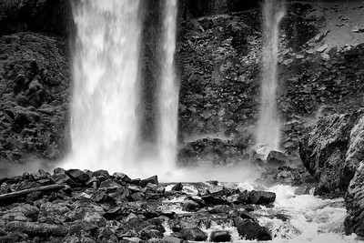 Tamanawas Falls - Mount Hood-8
