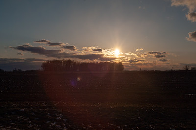 Sunset 3-31-19 One