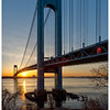 Morning Sunrise @ the Verrazano-Narrows Bridge