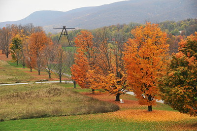 Storm King Fall Vista