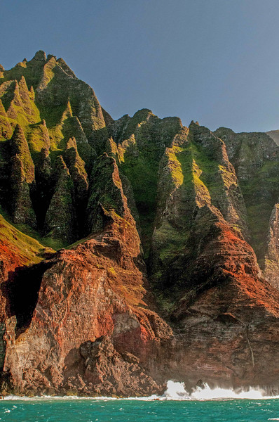 Napali Coast, Kuai, Hawaii