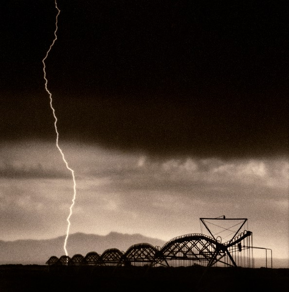 Electrical Storm, New Mexico