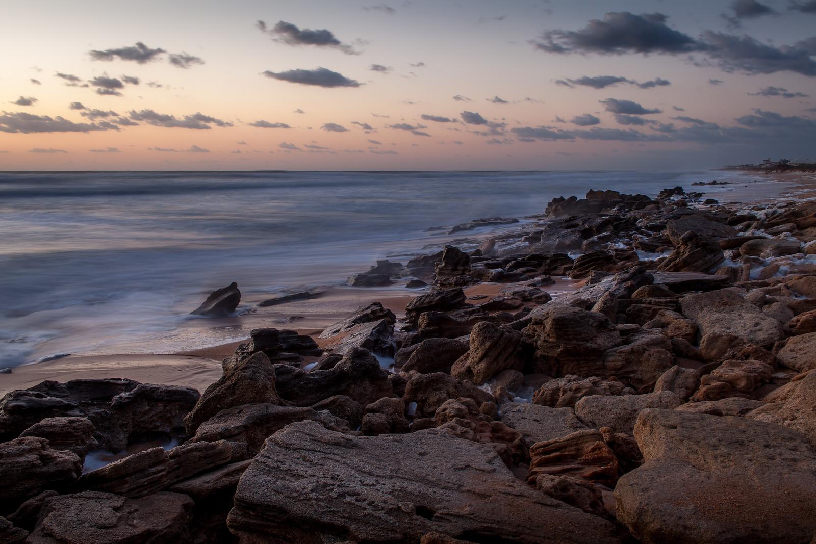 Along a Restless Shore