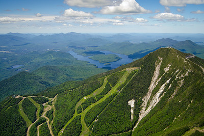 Whiteface Aerial Summer 2016