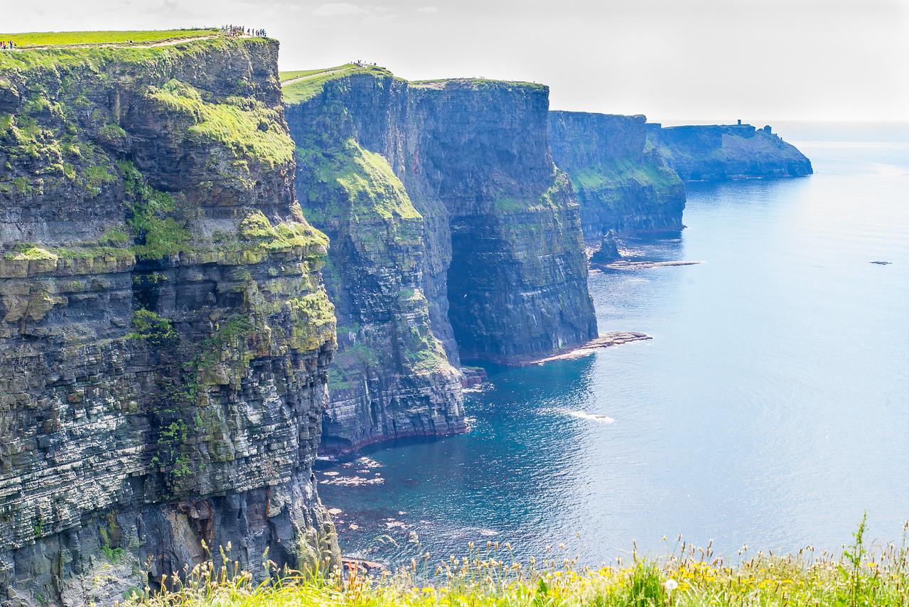 Cliffs of Mohr, Ireland west coast
