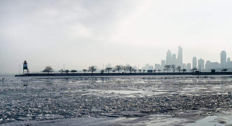 Icy Skyline