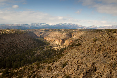 Jemez Winter View