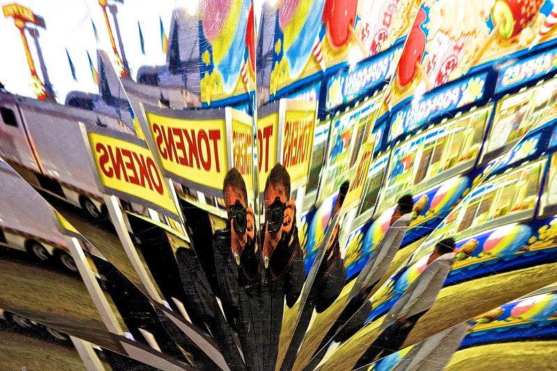 Carnival Selfie, Austin, Texas
