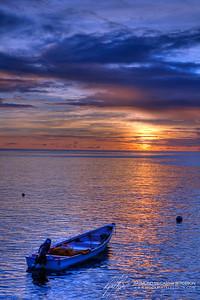 Saint Lucia Sunset